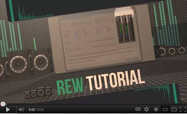 Basic car audio dsp tuning guide using room eq wizard youtube.