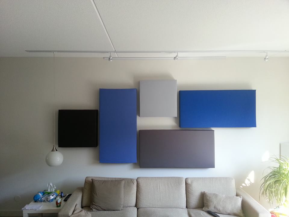 High Quality Acoustic Panels And Sound Absorbing Panels