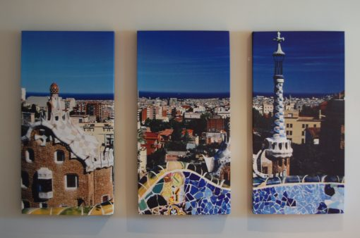 Art Panels by GIK Acoustics for Keith Rochelli