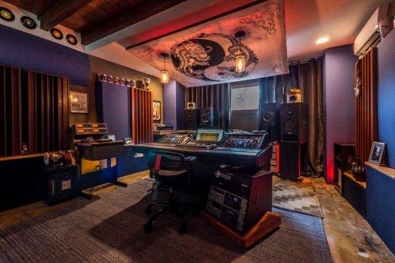 Marsh Mastering Main Studio 2016