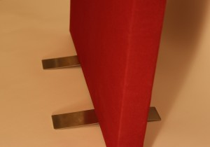 FreeStand Supports front and back GIK Acoustics