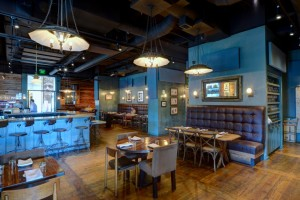 GIK Acoustics Empire State South GIK Acoustics sound absorbing 2 inch acoustic panels helping restaurant acoustics