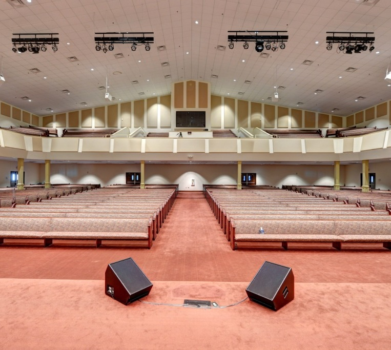 Acoustics for Churches and Houses of Worship