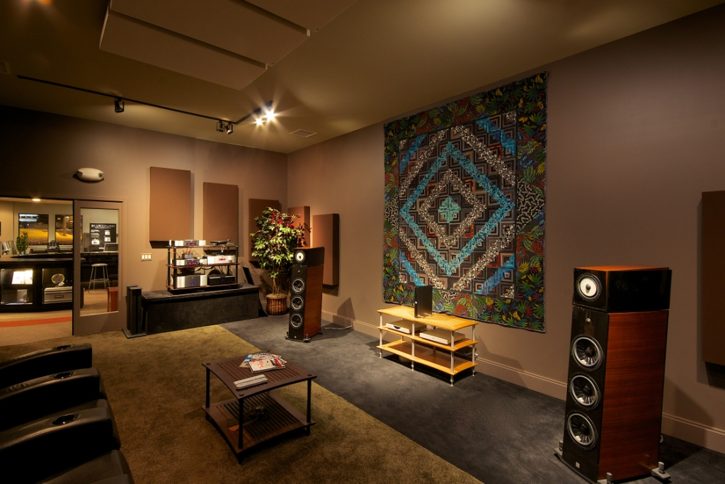 Audiophile Room Ideas