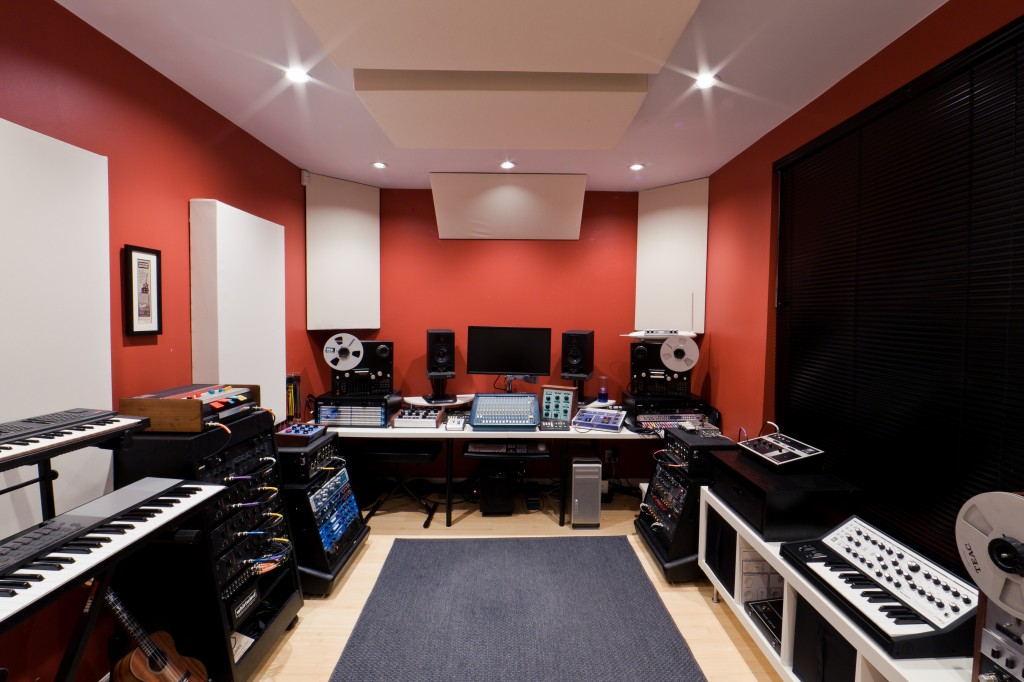 A Well Balanced Audio Room Using Gik S Patented Treatments