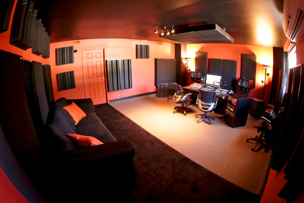 recording studio acoustic treatments