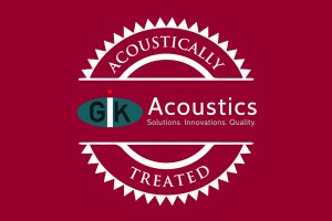 Acoustically Treated by GIK Acoustics
