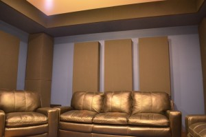 Back Wall and Corners of Cheer Music Pro