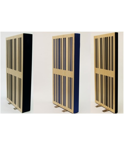 Alpha Series Absorber Diffusor all sizes 6A 4A 2A by GIK Acoustics