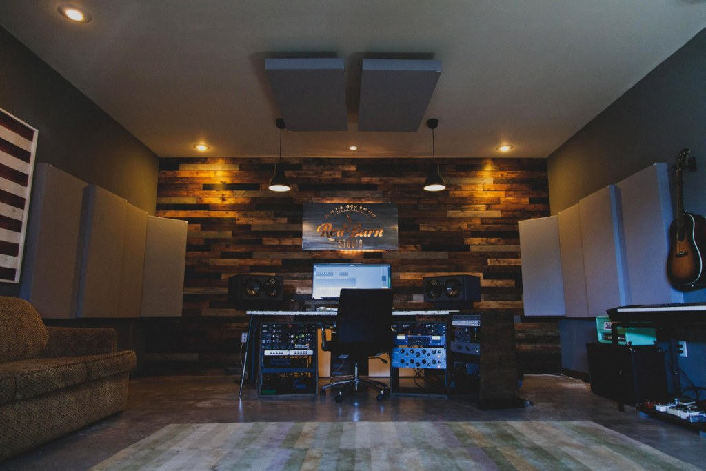 Red Barn Studio Jason Miller 2016 GIK Acoustics 1