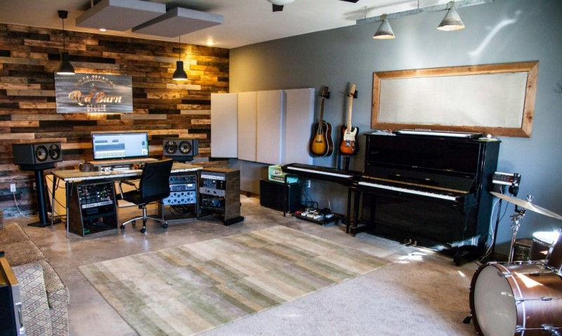 Red Barn Studio Jason Miller 2016 GIK Acoustics 2