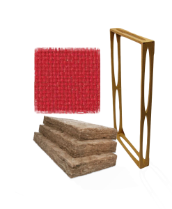 DIY Acoustic Panel Bass Traps Supplies