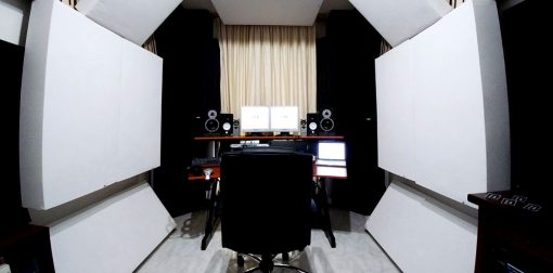 GIK Acoustics Monster Bass Traps Luigi Lusini